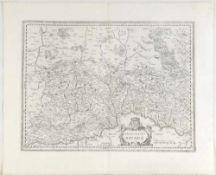 "Landkarte ""Palatinatus Bavariae"""