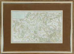 """Landkarte """"Eifel"""""""