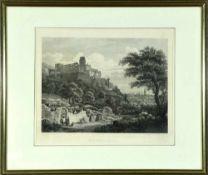 Heidelberg, Blick auf das Schloss