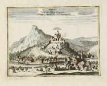 Borgo im Thal Zugana, Gesamtansicht