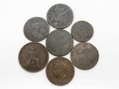 Early pennies