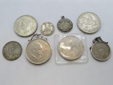 Collection of coins 158g