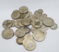 244g pre 1947 British coins