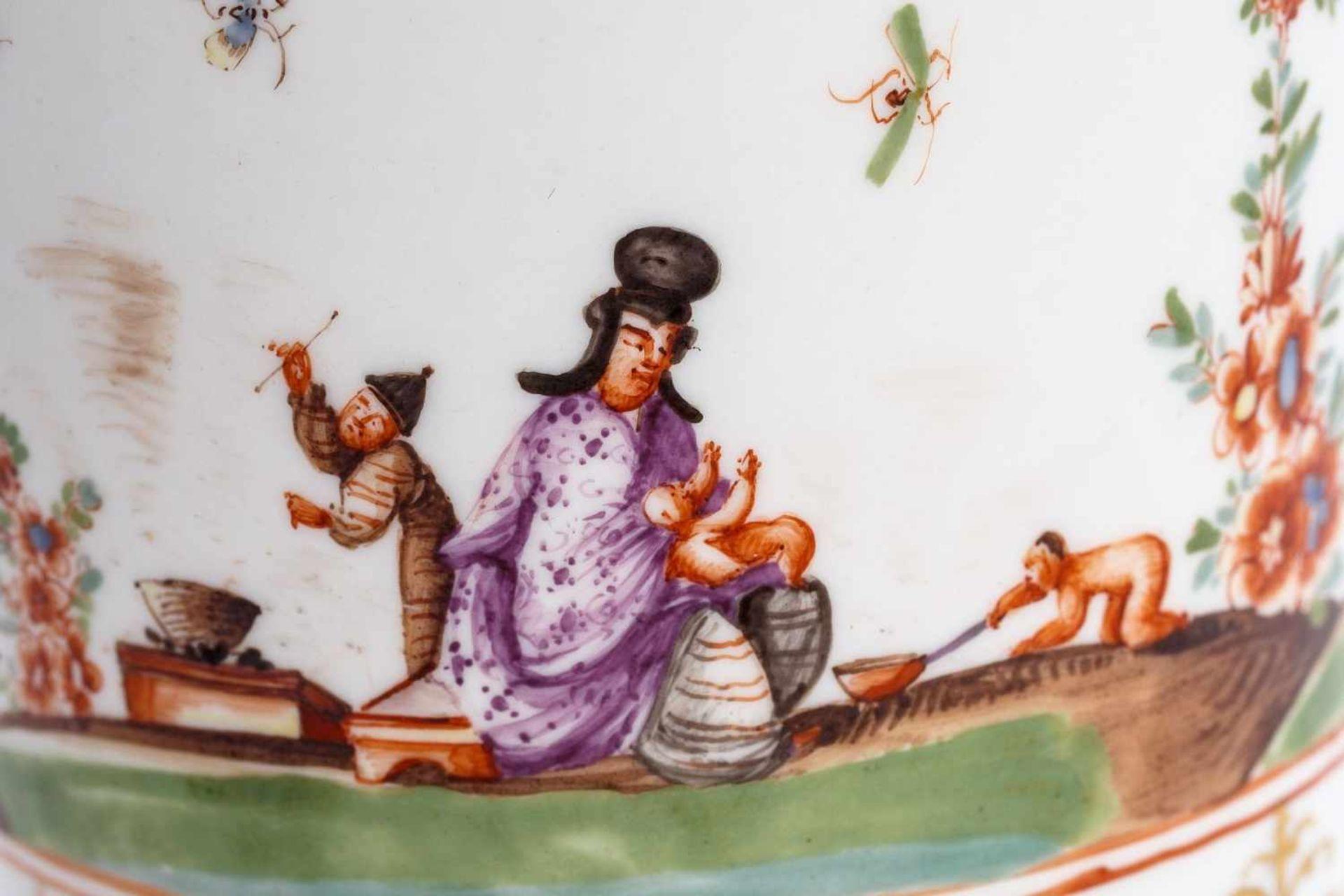 Becher, Meissen 1730 - Bild 4 aus 4