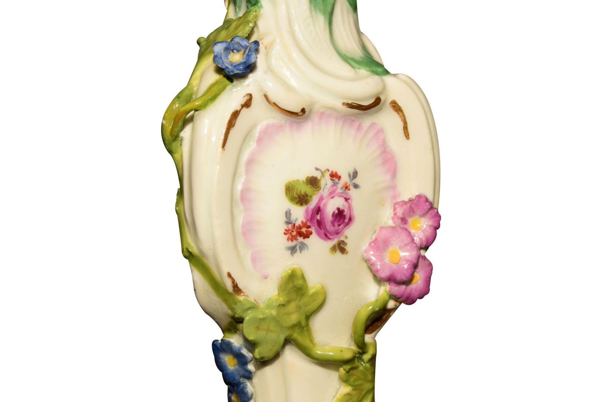 Kerzenstock Meissen 1765 - Bild 6 aus 6