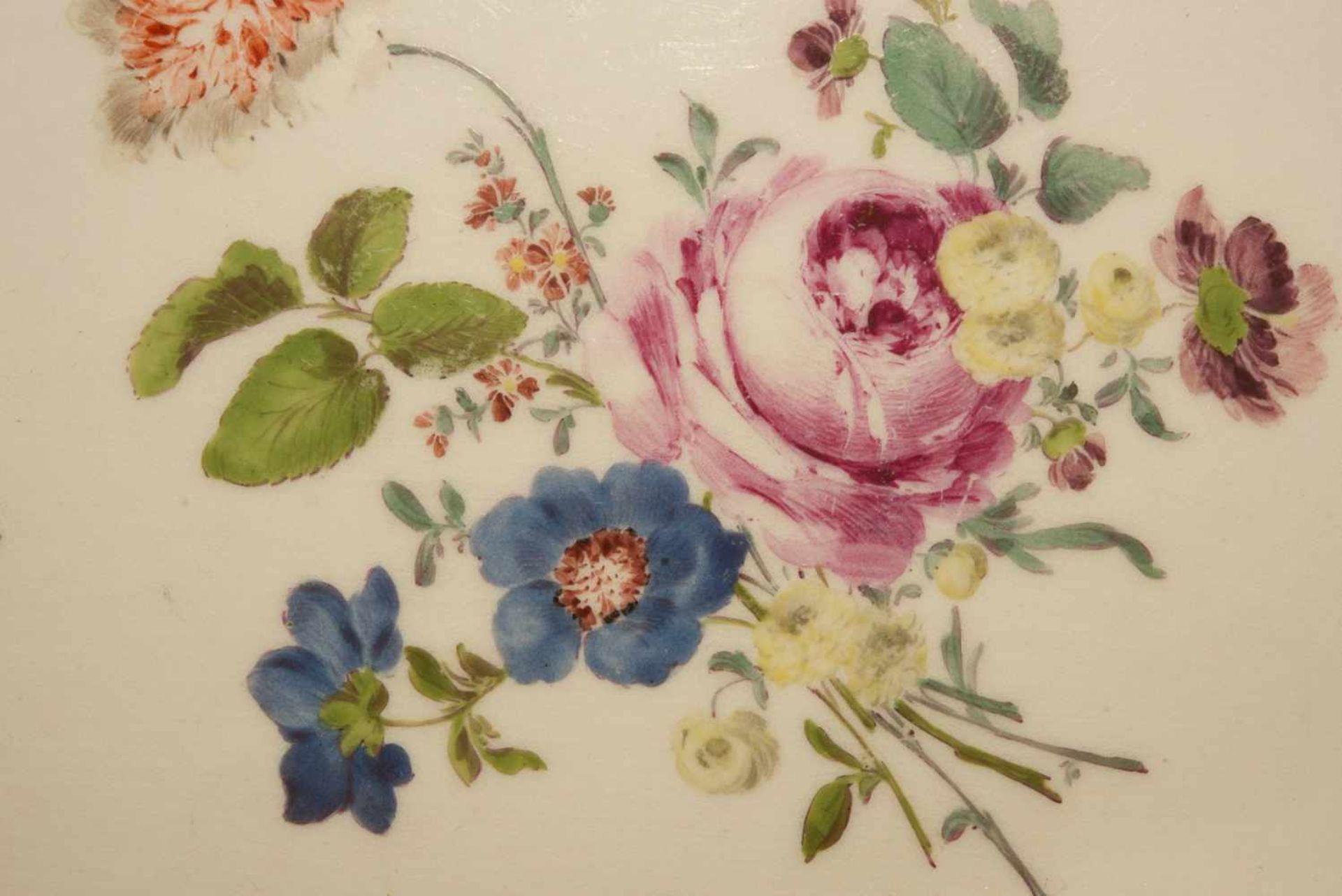 Blumenkannen auf Présentoir Meissen 1730 - Bild 6 aus 8