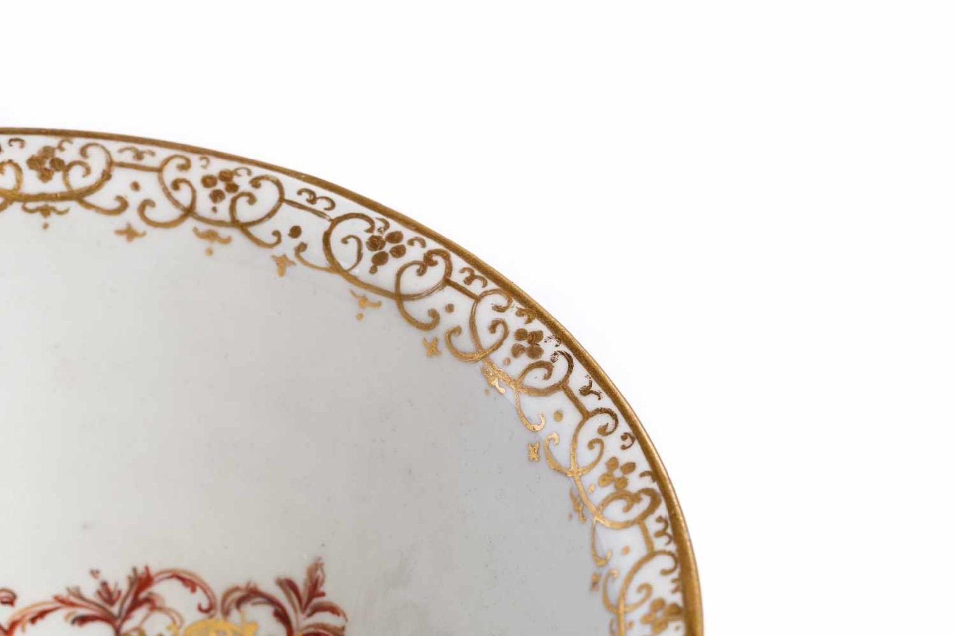 Kumme, Meissen 1723/25 - Bild 3 aus 4