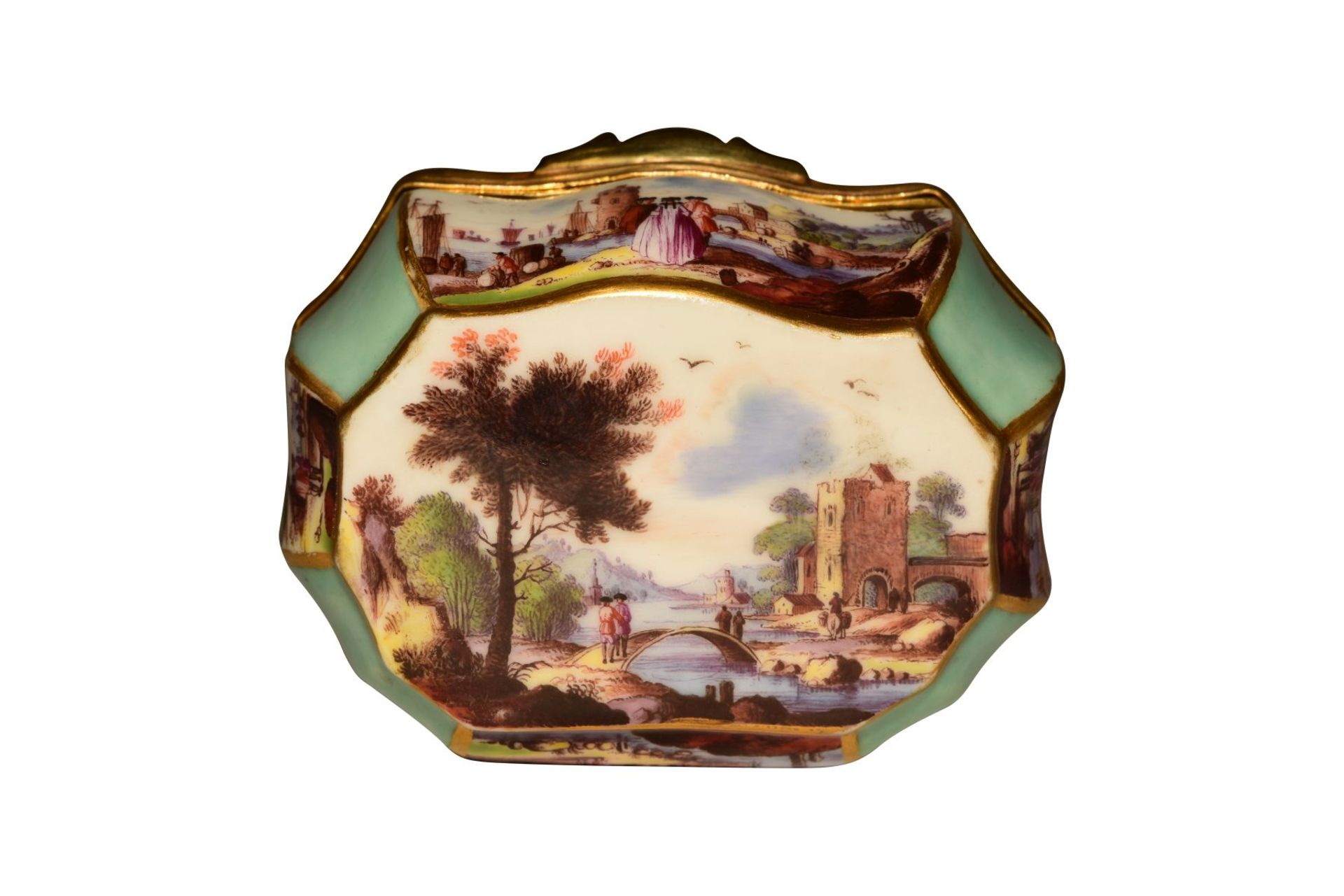 Tabatiere Meissen 1730 - Bild 6 aus 6