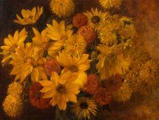 Marcel Kammerer (1878-1959), Blumenstillleben, Gemälde, 1925