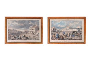 Eduard Gurk (1801-1841) Darstellungen aus den Tagen der gefahrvollen Überschwemmung Wiens