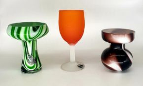 Carlo Moretti | Mixed Lot | 3 Items | Murano