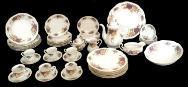 Bohemia Carlsbad Porcelain | 50 Pieces
