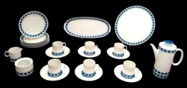 Thomas Porcelain Germany | 25 Pieces | Mid-Century