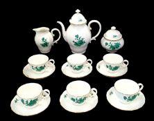 Augarten | Maria Theresia | 17 Piece Coffee Set