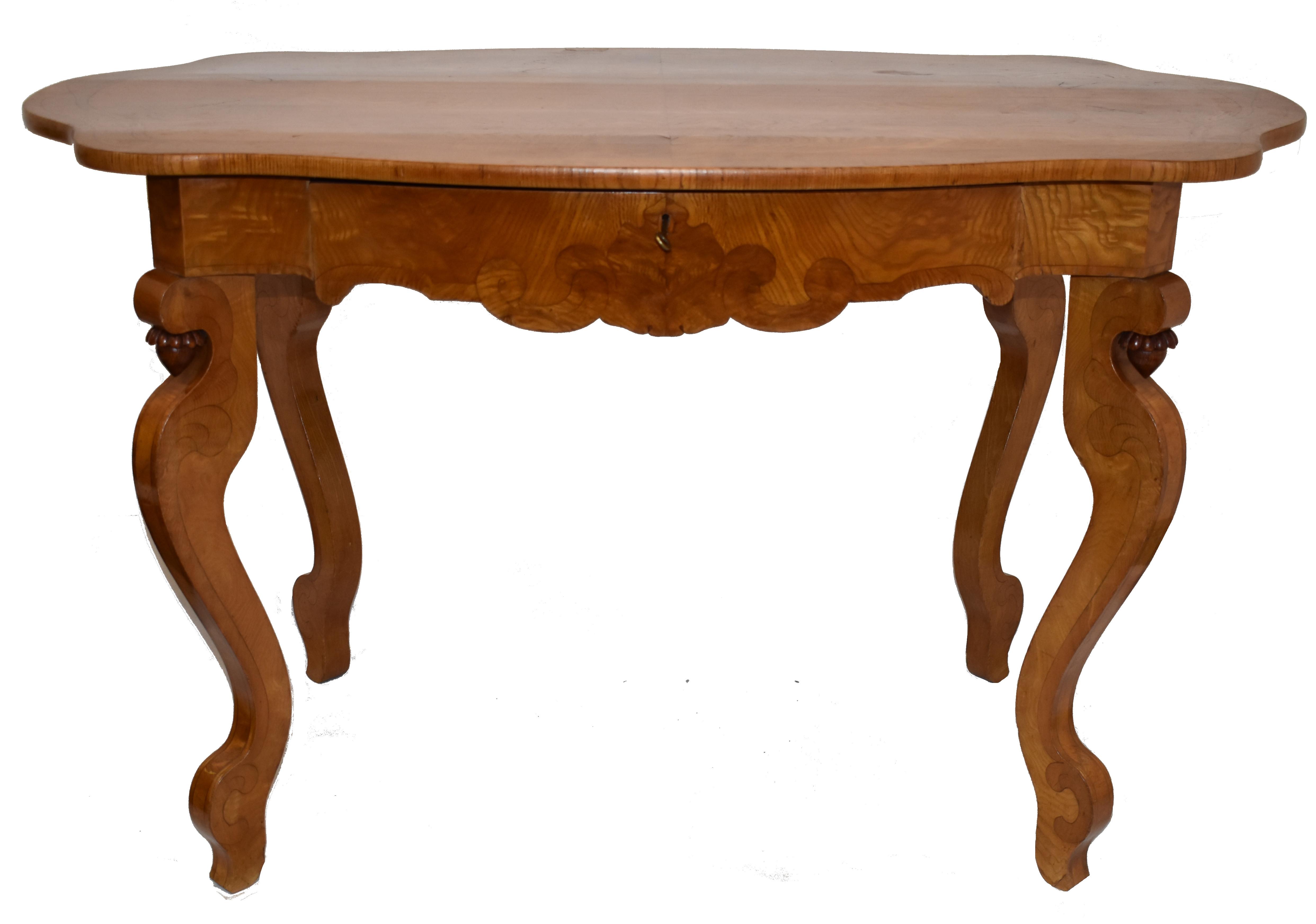 Biedermeier Table   19th Century