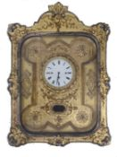 Biedermeier | Framed Wall clock
