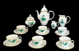 Augarten |18 Piece Coffee Set | Maria Theresia