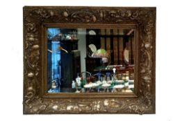 Jugendstil Style Mirror
