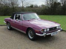 1974 Triumph Stag 3.0