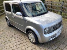 2003 Nissan Cube 1.4 Auto