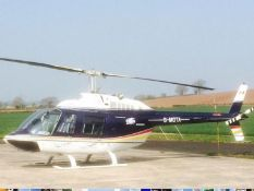 15-20 minute private helicopter ride in the Kings Lynn area