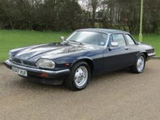 1987 Jaguar XJ-SC 3.6 manual