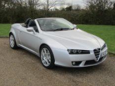 2007 Alfa Romeo Spider JTS 3.2 V6 Q4