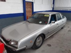 1976 Citroen CX 2.0 Pallas LHD