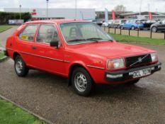 1980 Volvo 343 DL