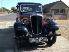 1937 Morris 8 Series I