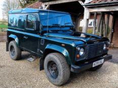 2000 Land Rover Defender 90 TD5