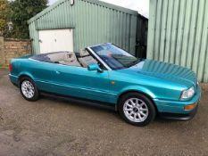1994 Audi 80 2.6E Cabriolet Auto