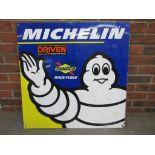 Michelin Tin Sign