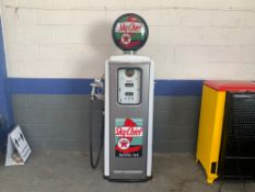 Vintage TEXACO Sky Chief Petrol Pump