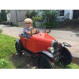 Lely Citroen Childs Pedal Car