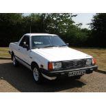 1991 Subaru 284 4WD Pick-up