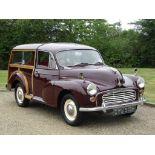 1970 Morris Minor 1000 Traveller