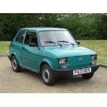 1997 Fiat 126P ELX LHD