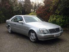 1998 Mercedes CL500