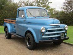 "1950 Dodge B1800 Pilothouse"""" Pick-up"""""