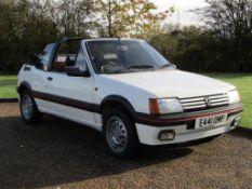 1988 Peugeot 205 CTi Cabriolet