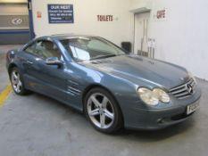 2002 Mercedes SL500 Auto