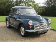 1970 Morris Minor 1000