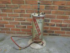 Original Redex Forecourt Dispenser