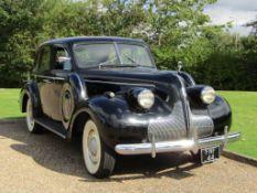 1939 Buick Special Four Door Sedan