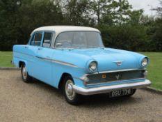 1959 Vauxhall Victor Deluxe