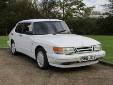 1991 Saab 900 S Turbo Auto