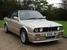 1988 BMW E30 325i Cabriolet Auto