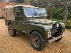1955 Land Rover 86 Series I""