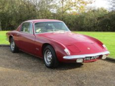 1974 Lotus Elan Plus 2